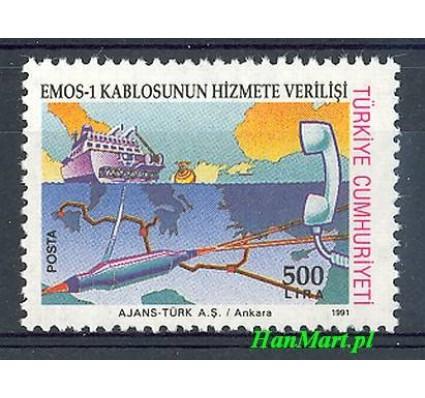 Turcja 1991 Mi 2924 Czyste **