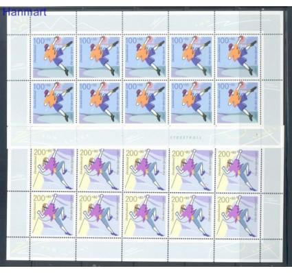 Znaczek Niemcy 1997 Mi 1898-1901 Czyste **