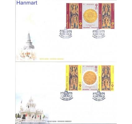 Znaczek Tajlandia 2008 Mi 2662-2673 FDC