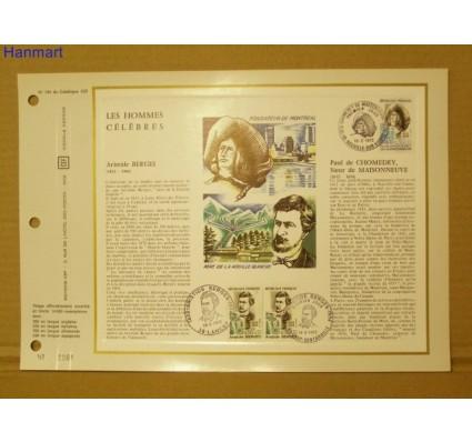 Francja 1972 Mi 1782-1783 Pierwszy dzień wydania