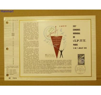 Znaczek Francja 1972 Mi 1801 Pierwszy dzień wydania