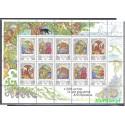 Rosja 1997 Mi ark 591-595 Czyste **