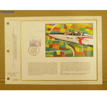 Znaczek Francja 1981 Mi 2269 Pierwszy dzień wydania
