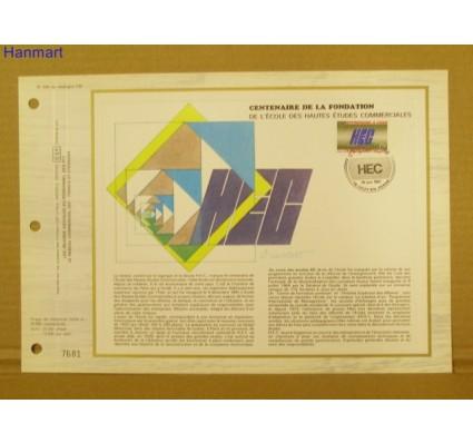 Francja 1981 Mi 2271 Pierwszy dzień wydania