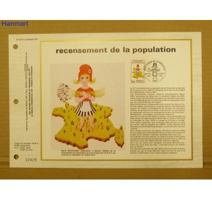 Znaczek Francja 1982 Mi 2324 Pierwszy dzień wydania