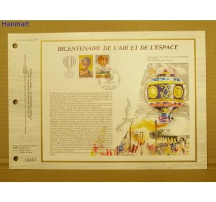Francja 1983 Mi 2387-2388 Pierwszy dzień wydania
