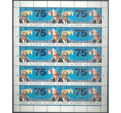 Znaczek Antyle Holenderskie 1991 Mi 736-738 Czyste **