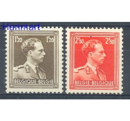 Belgia 1956 Mi 898-899B Czyste **