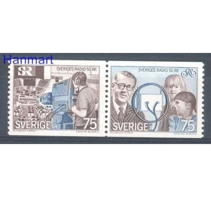 Znaczek Szwecja 1974 Mi 889-890 Czyste **