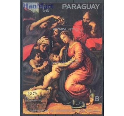 Znaczek Paragwaj 1982 Mi bl 380 Czyste **