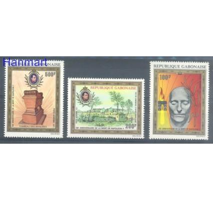 Gabon 1971 Mi 431-433 Czyste **