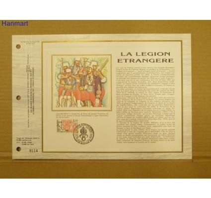 Znaczek Francja 1984 Mi 2443 Pierwszy dzień wydania