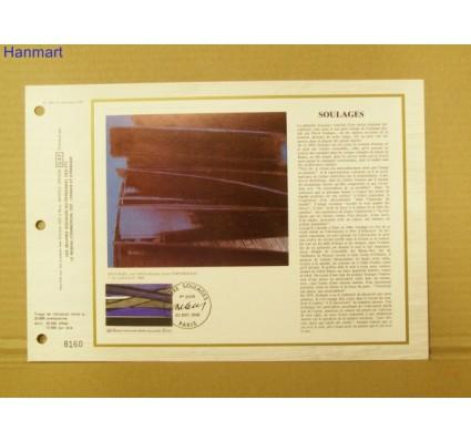 Francja 1986 Mi 2585 Pierwszy dzień wydania