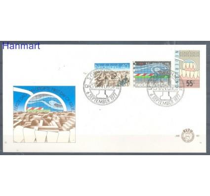 Znaczek Holandia 1977 Mi 1106-1108 FDC