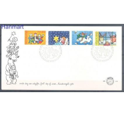 Holandia 1983 FDC