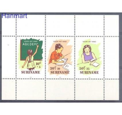 Surinam 1985 Mi bl 41 Czyste **