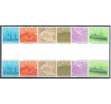 Znaczek Surinam 1977 Mi 788-793 Czyste **