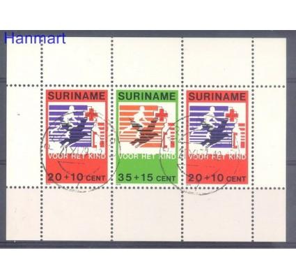 Surinam 1979 Mi bl 23 Stemplowane