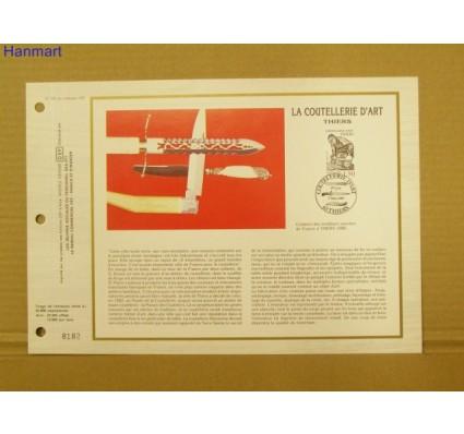Francja 1987 Mi 2599 Pierwszy dzień wydania