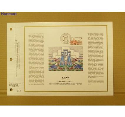 Znaczek Francja 1987 Mi 2610 Pierwszy dzień wydania