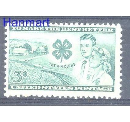 Znaczek USA 1952 Mi 623 Czyste **
