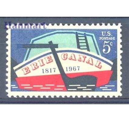 Znaczek USA 1967 Mi 923 Czyste **