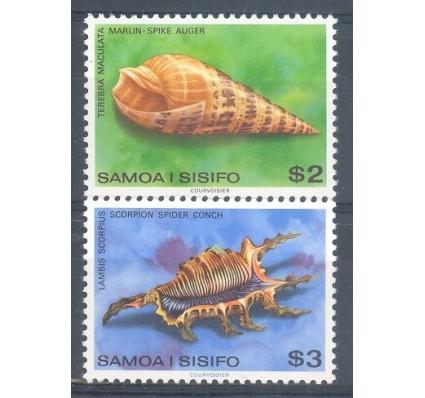 Znaczek Samoa i Sisifo 1979 Mi 413-414 Czyste **