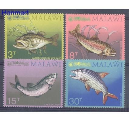 Znaczek Malawi 1974 Mi 212-215 Czyste **