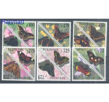 Surinam 1998 Mi 1635-1646 Czyste **