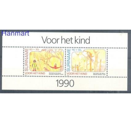 Znaczek Surinam 1990 Mi bl 54 Czyste **