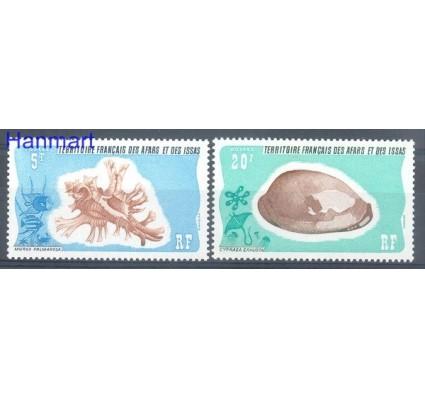 Znaczek Francuskie Terytorium Afarów i Issów 1976 Mi 159-160 Czyste **