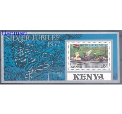 Znaczek Kenia 1977 Mi bl 8 Czyste **