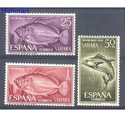 Znaczek Sahara Espanol 1964 Mi 253-255 Czyste **