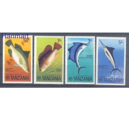 Tanzania 1977 Mi 66-69 Czyste **