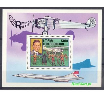 Znaczek Republika Środkowoafrykańska 1977 Mi bl 19 Czyste **