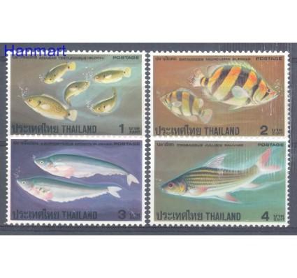 Tajlandia 1978 Mi 871-874 Czyste **