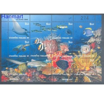 Znaczek Tajlandia 2001 Mi 2061-2069 Czyste **