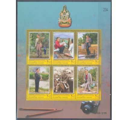 Znaczek Tajlandia 2006 Mi bl 204 Czyste **