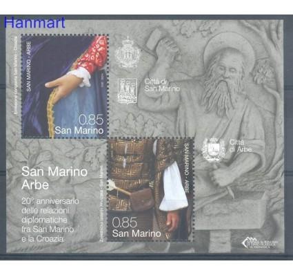 Znaczek San Marino 2012 Mi bl 62 Czyste **