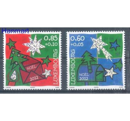 Znaczek Luksemburg 2012 Mi 1960-1961 Czyste **
