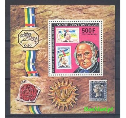 Znaczek Republika Środkowoafrykańska 1978 Mi bl 39 Czyste **