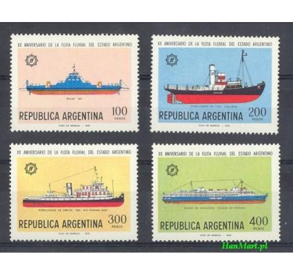 Znaczek Argentyna 1978 Mi 1364-1367 Czyste **