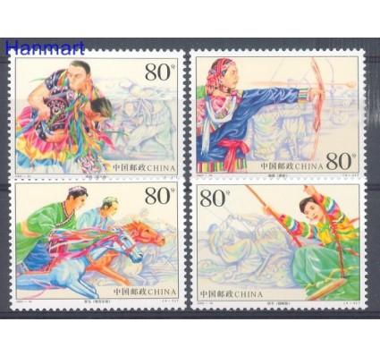 Znaczek Chiny 2003 Mi 3471-3474 Czyste **