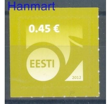 Znaczek Estonia 2012 Mi 739 Czyste **