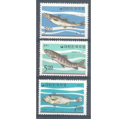 Korea Południowa 1966 Mi 534-536 Czyste **