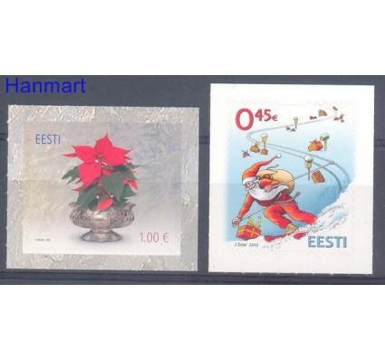 Estonia 2012 Mi 749-750 Czyste **