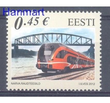 Znaczek Estonia 2012 Mi 743 Czyste **