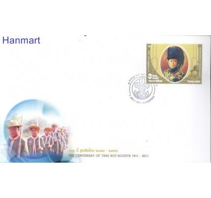 Znaczek Tajlandia 2011 Mi 3048 FDC
