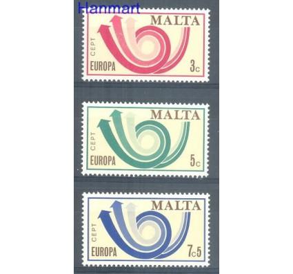Znaczek Malta 1973 Mi 472-474 Czyste **