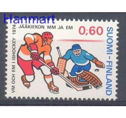 Znaczek Finlandia 1974 Mi 745 Czyste **